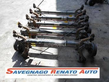 Torzija za Peugeot 206 od 2001. do 2008. god.