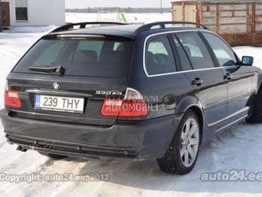 BMW 330 2003. god. - kompletan auto u delovima