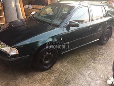 Škoda Octavia 1998. god. - kompletan auto u delovima