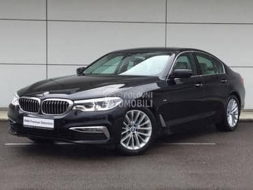 BMW 520 d Luxury Line