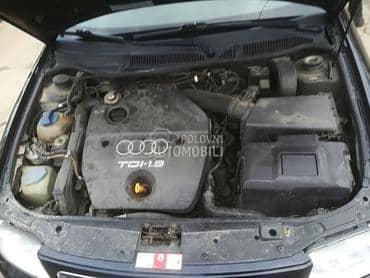 Motor 1.9 TDI 66 KW za Audi A3