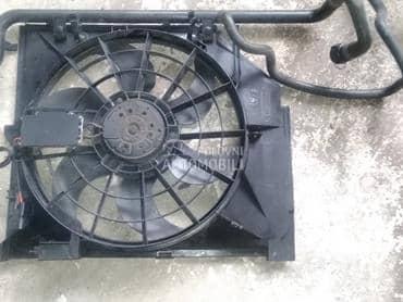 e46 ventilator klime dizel ben za BMW Serija 3 od 2000. do 2005. god.