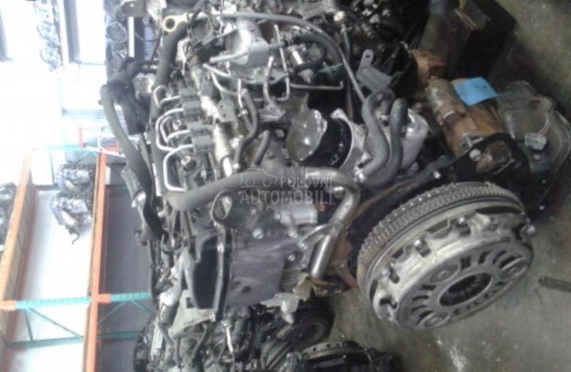 Motor 2.5 DCI