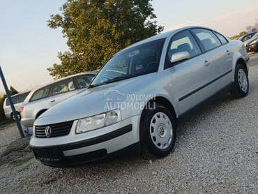 Volkswagen Passat B5 1.9tdi 6br Ful Nov