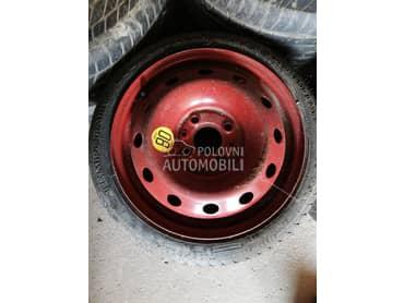 Rezervni tocak za Alfa Romeo 147