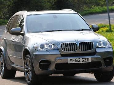BMW X5 2008. god. - kompletan auto u delovima