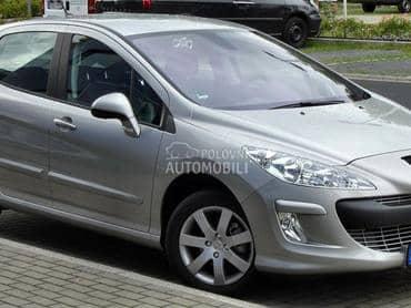 Peugeot 407 2005. god. - kompletan auto u delovima