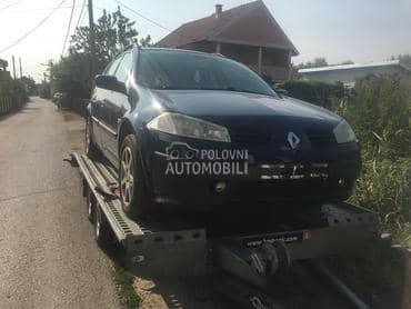 Renault Megane 2004. god. - kompletan auto u delovima