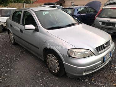 Opel Astra G 2002. god. - kompletan auto u delovima