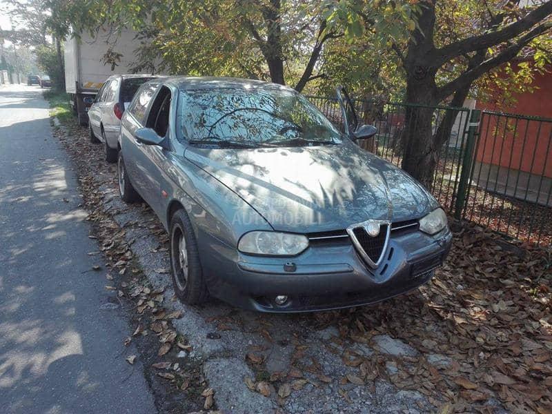 Alfa Romeo 156 -  kompletan auto u delovima