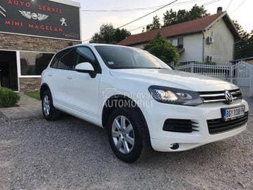 Volkswagen Touareg 3.0Tdi