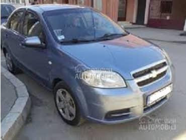 AVEO POTKRILO za Chevrolet Aveo