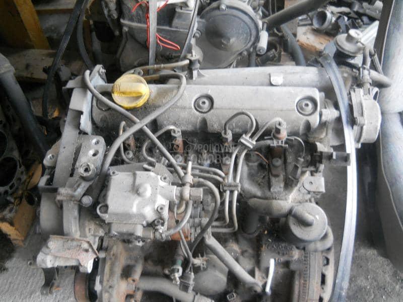 Motor 1.9 DTI