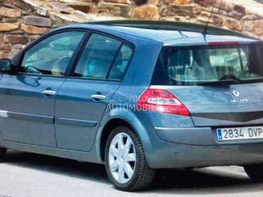 stopovi za Renault Megane od 2006. do 2008. god.