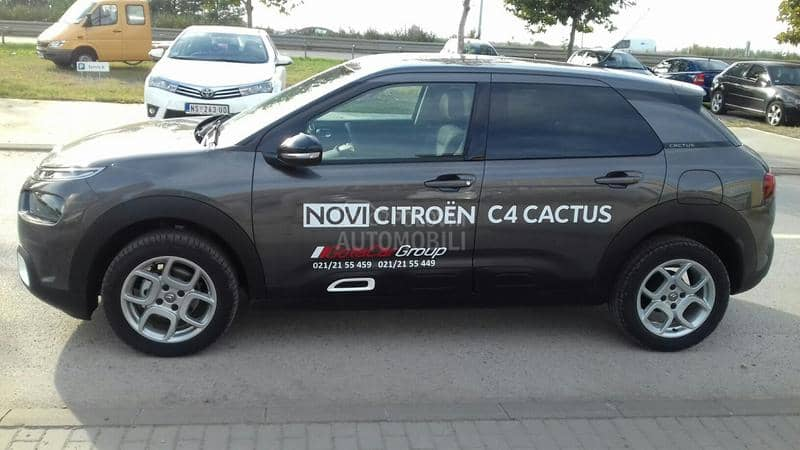 Citroen C4 Cactus 1.2 PURETECH 110