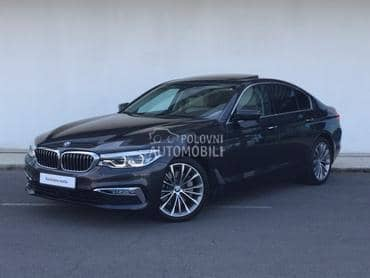 BMW 530 d Luxury Line