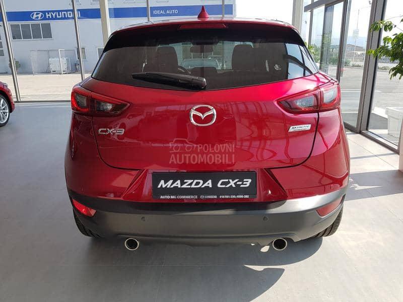 Mazda CX-3 G121 TAKUMI