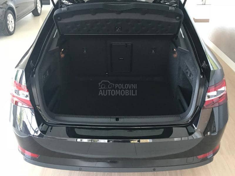 Škoda Superb 2.0 TDI DSG
