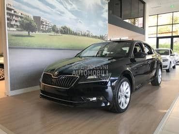 Škoda Superb 2.0 TDI DSG