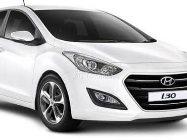 Hyundai i30 2012. god. -  kompletan auto u delovima
