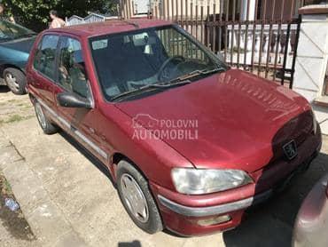 lima za Peugeot 106 od 1999. do 2002. god.