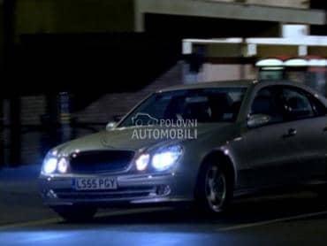 Delovi za Mercedes W211