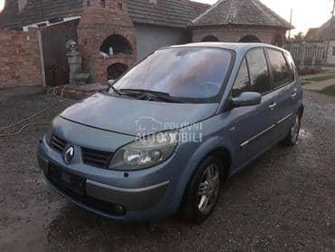 Renault Scenic 2004. god. - kompletan auto u delovima