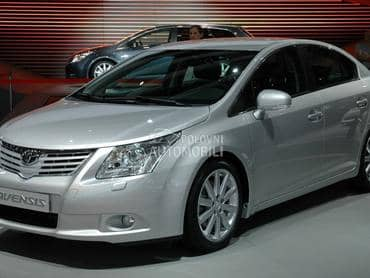 Delovi za Toyota Avensis 2009. god.