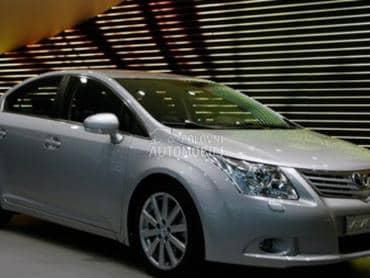 Delovi za Toyota Avensis 2010. god.