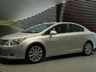 Delovi za Toyota Avensis 2012. god.