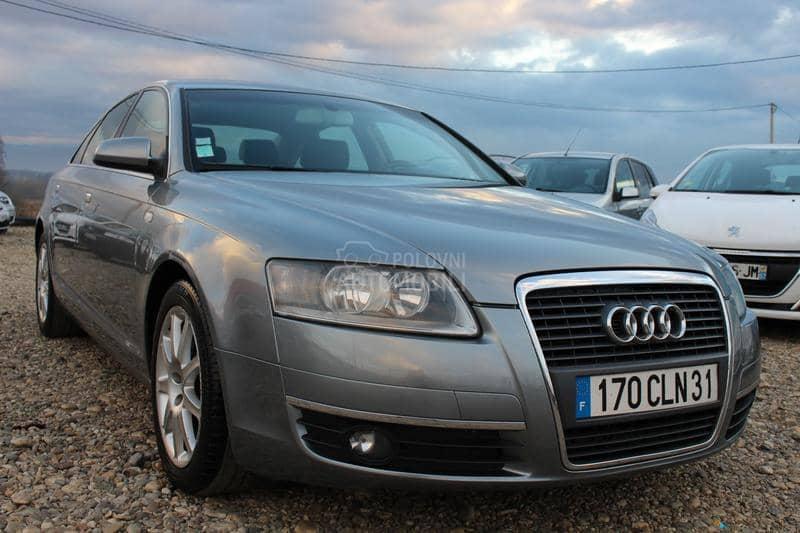 Audi A6 2.0 TDI AMBITION