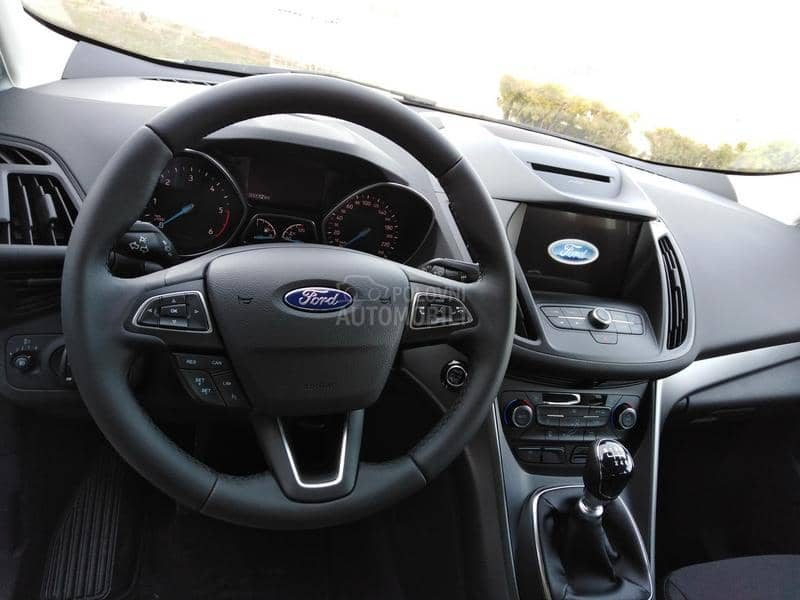 Ford Kuga N1