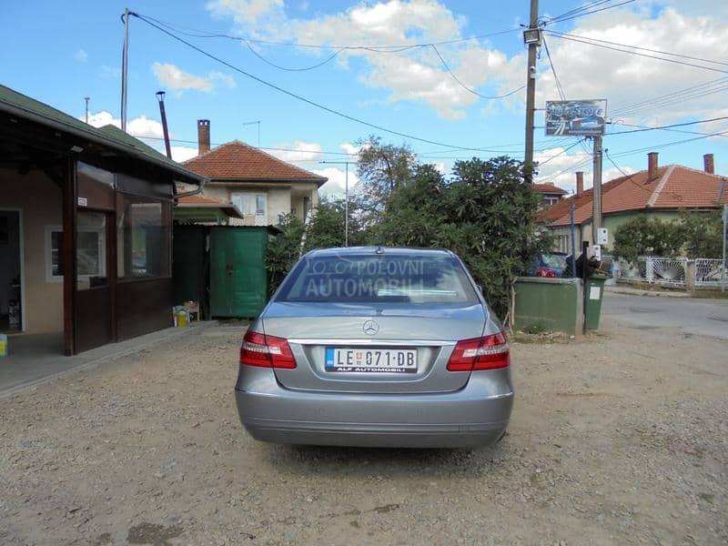 Mercedes Benz E 220 Avangarde