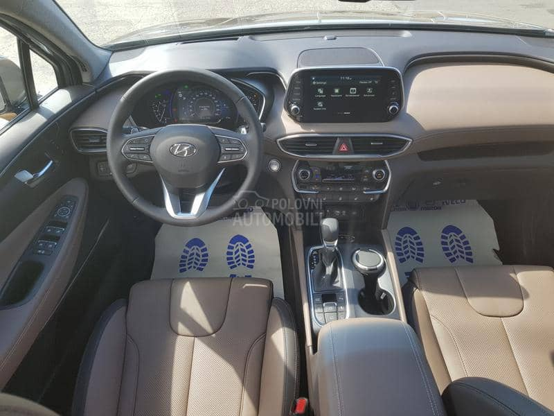 Hyundai Santa Fe 2.2 4WD 8AT ULTIMATE