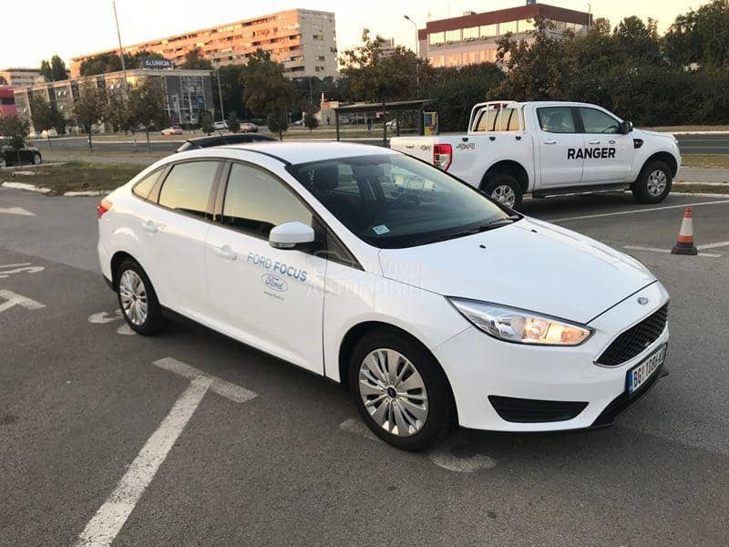 Ford Focus 1.5TDCi Trend 4vr