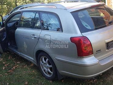 Delovi za Toyota Avensis 2003. god.