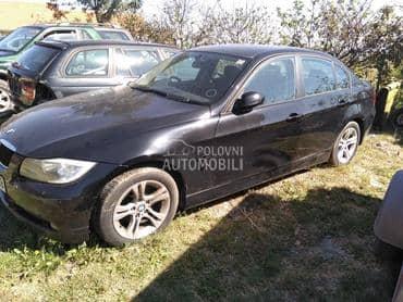 BMW 320 2007. god. - kompletan auto u delovima