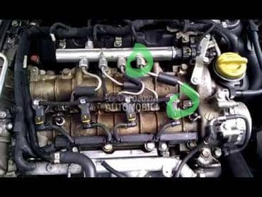 Motor 1.9 150 konja za Opel Zafira od 2005. do 2008. god.