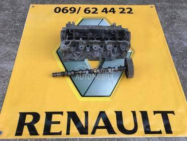 GLAVE MOTORA za Renault Captur, Clio, Espace ... od 1999. do 2015. god.