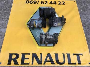 KOMPRESORI KLIME za Renault Captur, Clio, Espace ... od 1999. do 2016. god.