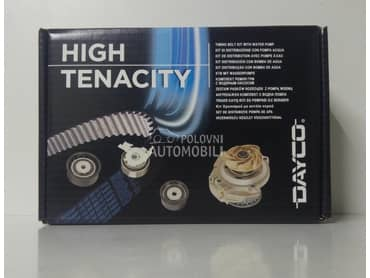 Zupčasti i vodena pumpa za Volkswagen Caddy, Golf 5, Jetta ...