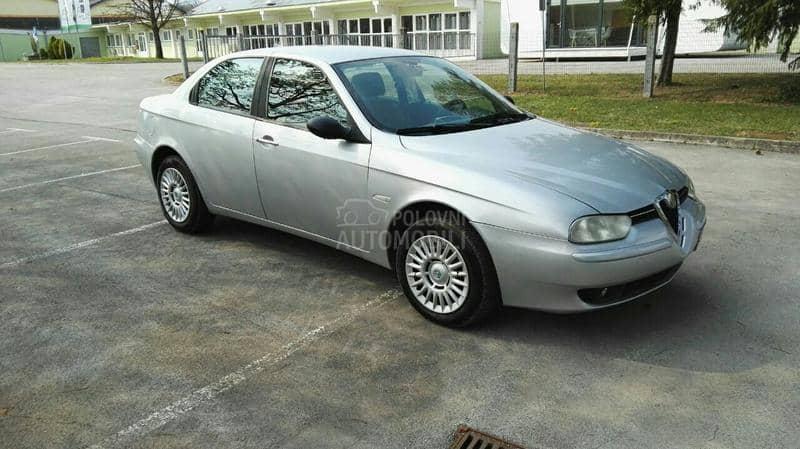 Delovi za Alfa Romeo 147 od 2000. do 2009. god.