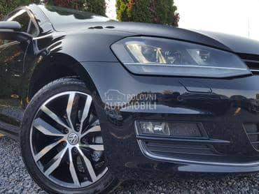 Volkswagen Golf 7 2.0TDI/HIGHLINE