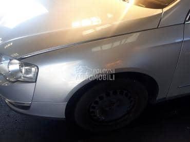 pasat b6 potkrilo krilo za Volkswagen Bora, Golf 4, Golf 5 ... od 2000. do 2010. god.