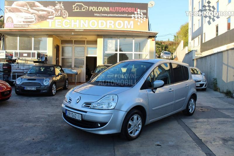 Renault Grand Modus 1.5 DCI EXCEPTION