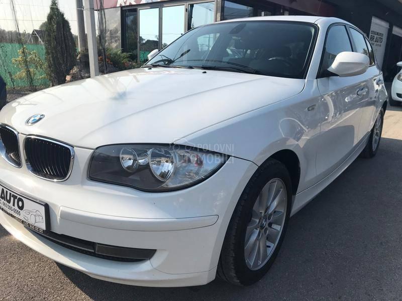 BMW 116 D N O V