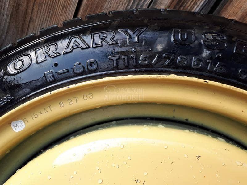 """Čelične felne Hyundai,Kia,Mazda, 15"""" 5 x 114.3"""