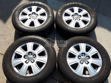 """Aluminijumske felne Novi Audi Original 16"""" 5 x 112"""