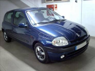 Delovi za Renault Clio 2001. god.