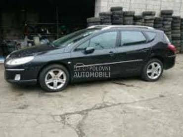 pezo 407 limar za Peugeot 407 od 2004. do 2008. god.